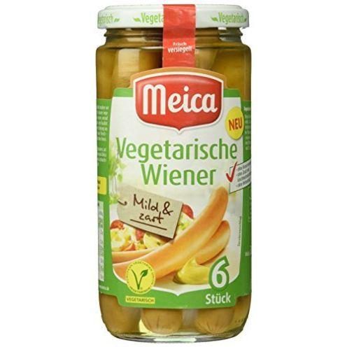 Meica 6 Vegetarische Wiener