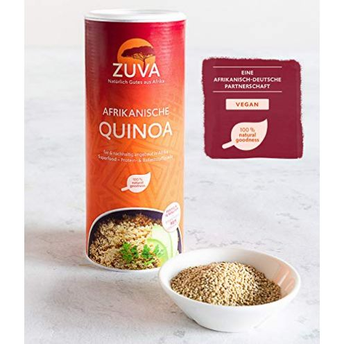ZUVA Afrikanische weiße Quinoa