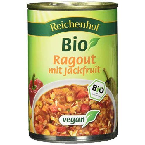 Reichenhof Ragout mit Jackfruit