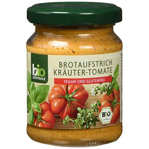 Biozentrale Brotaufstrich Kräuter-Tomate