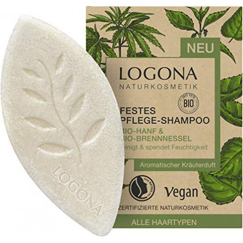 LOGONA Naturkosmetik Pflege-Shampoo