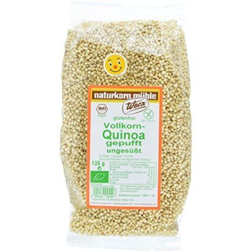 Werz Vollkorn-Quinoa gepufft ungesüßt