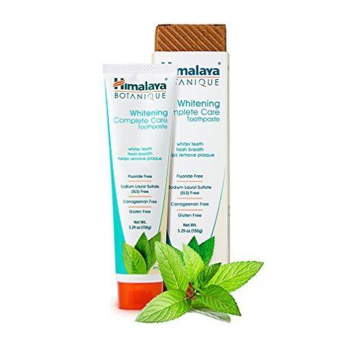 Himalaya Botanique Toothpaste - Natürliche Zahnpasta