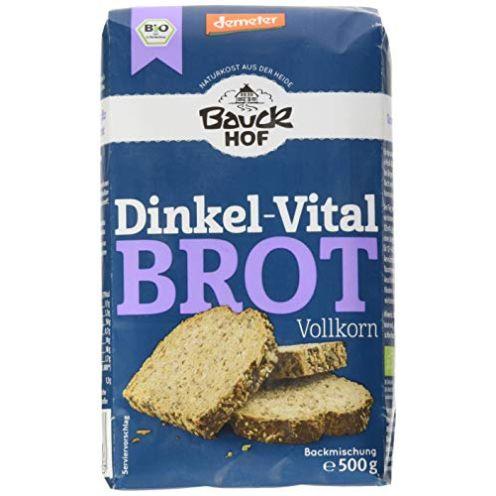 Bauckhof Dinkel-Vitalbrot Vollkorn Demeter