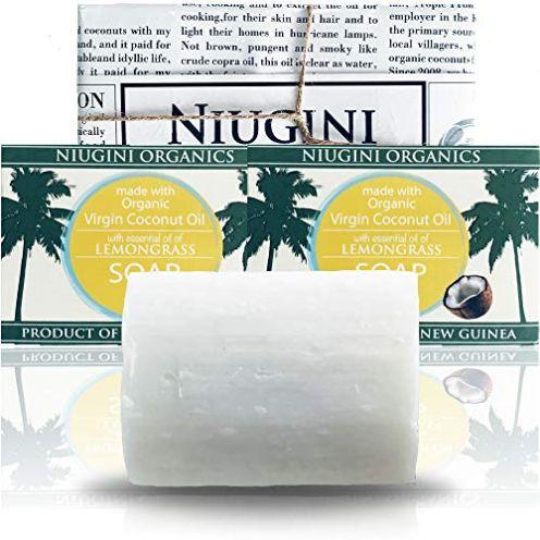 Niugini Organics Kokosseife
