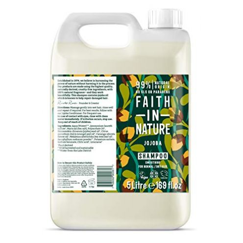 Faith in Nature Natürliches Jojoba Shampoo
