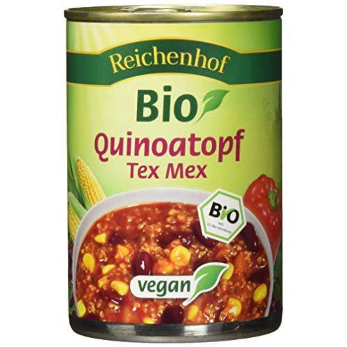 Reichenhof Bio Quinoatopf Tex Mex vegan