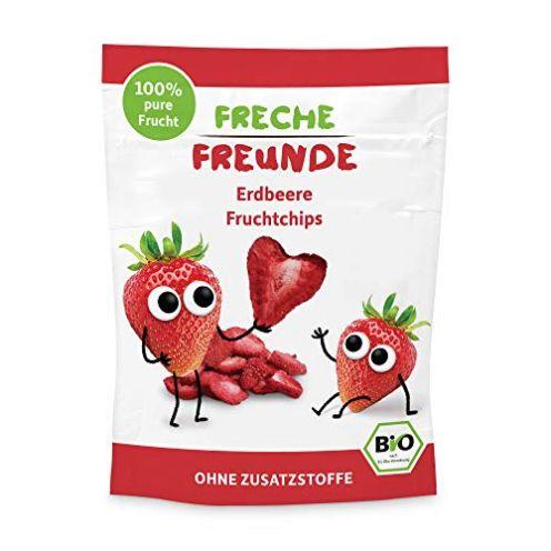 """Freche Freunde Bio Fruchtchips """"100% Erdbeere"""""""