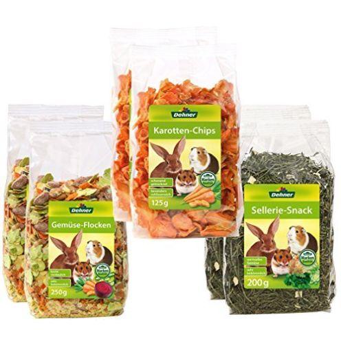 Dehner Nagersnack Gemüse Mix