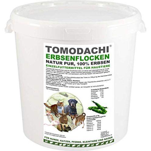 Tomodachi Erbsenflocken