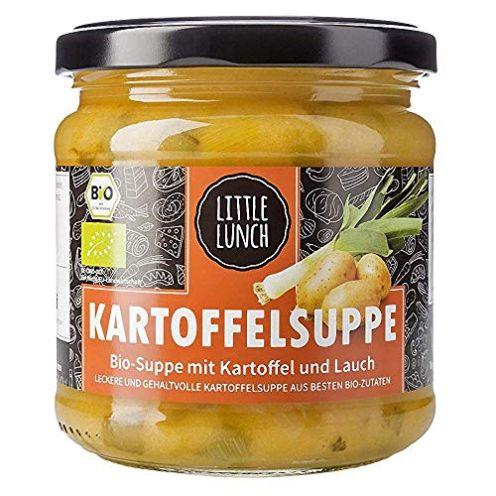Little Lunch Bio Kartoffel Suppe