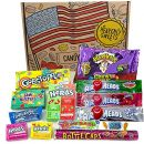 Heavenly Sweets Amerikanische Vegane Süßigkeiten-Geschenkbox