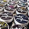 """EveButterflySoaps Festes Parfum """"Sweet Heart"""" Zuckerwatte"""