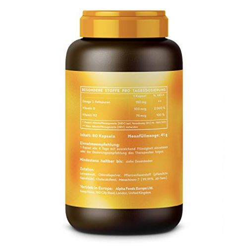 Alpha Foods Sonnenvitamine