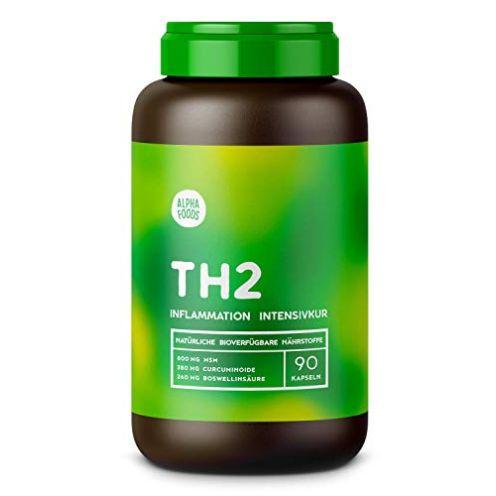 Alpha Foods TH2 Immunsystem | Inflammation Intensivkur