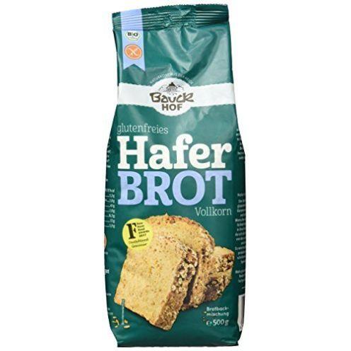 Bauckhof Bio Haferbrot Brotbackmischung