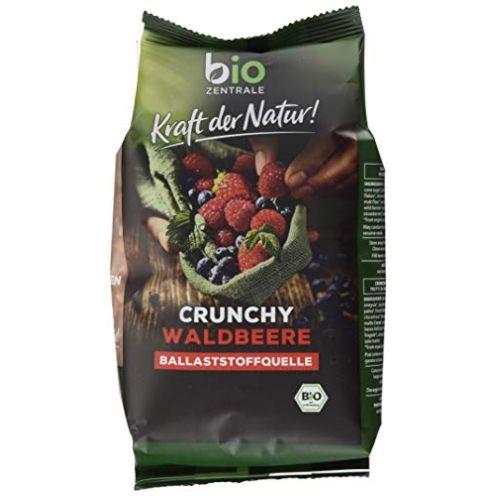 Biozentrale Crunchy Müsli Waldbeere