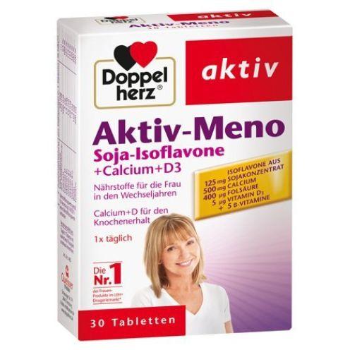 Doppelherz Meno-Aktiv Soja-Isoflav