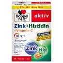 Doppelherz Zink + Histidin + Vitamin C DEPOT