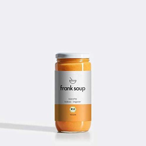 """Frank Juice Frank Soup """"Karotte & Ingwer"""""""