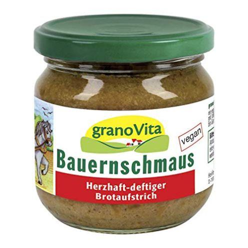 GranoVita Bauernschmaus Brotaufstrich