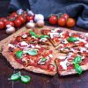 nu3 Fit Low Carb Pizzaboden