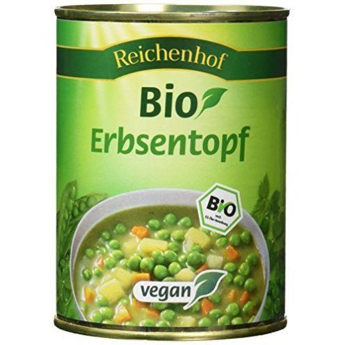Reichenhof Erbsentopf vegan