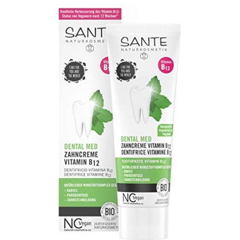 SANTE Naturkosmetik Sante Naturkosmetik Dental med Zahncreme