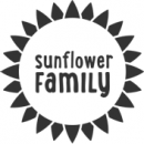 Sunflower Family Logo