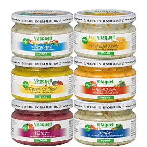 Vitaquell vegane Salatkiste