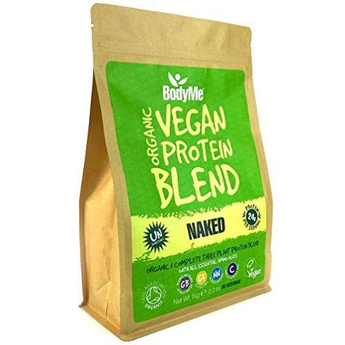 BodyMe Bio Vegan Protein Pulver Mischung