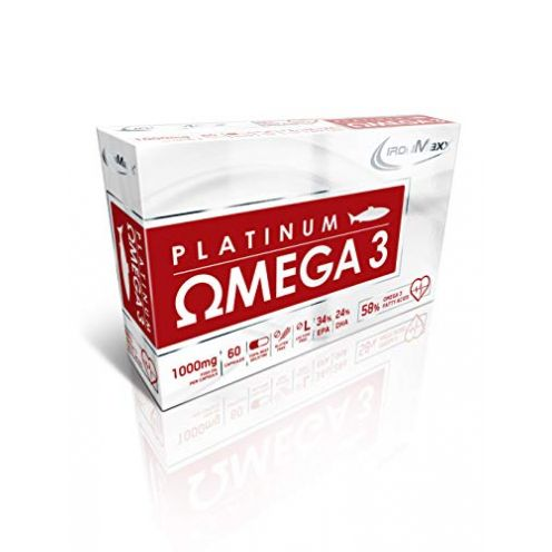 IronMaxx Omega-3 Softgelkapseln