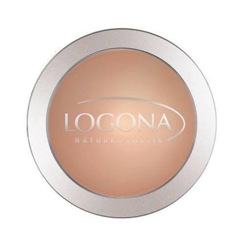 LOGONA Naturkosmetik Face Powder No. 03 Sunny Beige