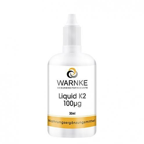 Vitalstoffe Vitamin K2 Tropfen 100g