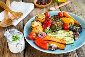 Was essen Veganer zum Abendbrot?