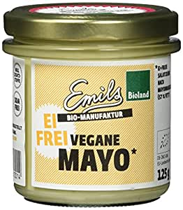 Vegane Mayonnaise