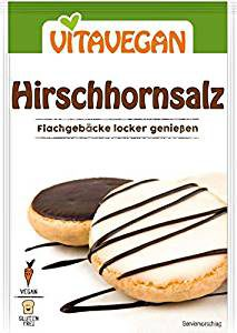 Vitavegan vegane Backzutaten