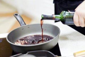 Wein zum Kochen